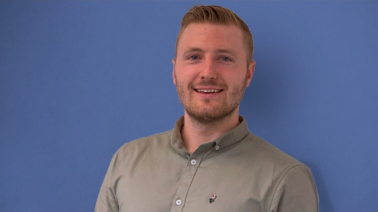 Meet The Team Series - Part 6: Luke