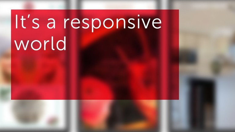 The Importance of Responsive Web Design - UX, Mobile-First Indexing and More